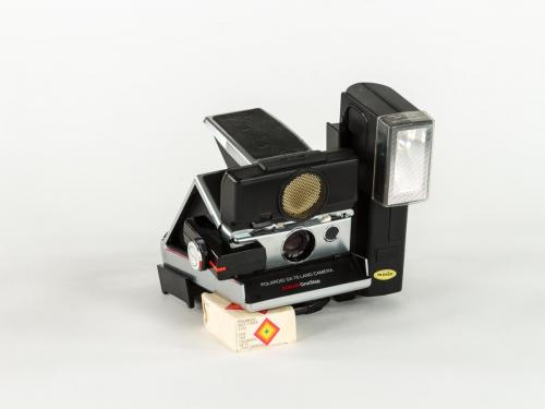 Photographers of Las Vegas - Product Photography - old camera Polaroid