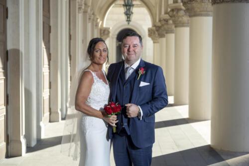 Photographers of Las Vegas - Wedding Photography - Wedding couple photos on the Vegas Strip Venetian